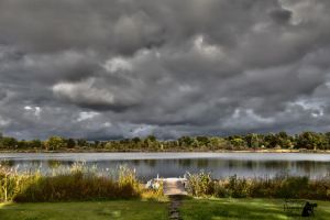 Lakephotoclouds by johnanthony1022