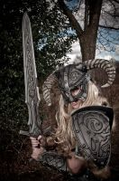 Skyrim Barbie 2 by AndrewDobell