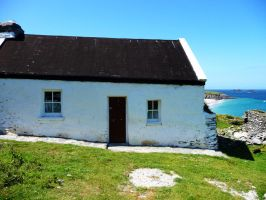 little house on blasket island by gscarsella