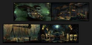 Bulletstorm Visual Brainstorming by Matchack