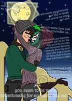 DxG: I will marry you because.. by Dalhia-Gwen