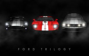 Ford Trilogy by FordGT