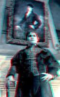 Johnny Depp as Barnabas Collins... In 3D!!! by homerjk85