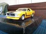 1970 Ford Mustang Boss 302 by 850i