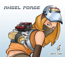 Angel Forge from TimeSplitters by CamBoy