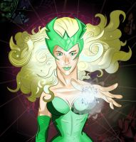 The Enchantress by ProjectCornDog