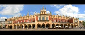 Cloth Hall On Main Square In Cracow by skarzynscy