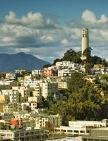 Coit Tower by tt83x
