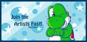 Challenge Yourself with the Artist's Fast! by AwsmYoshi