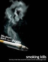 Smoking Kills by kentang