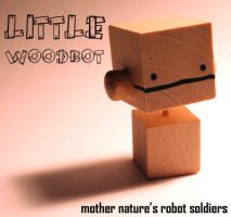 Little Woodbot - Series 0 by soks2626