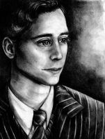 Tom Hiddleston by Madmorumotto