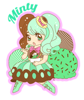 Minty Choco by coffeejelly