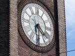 Clock Tower-Madison NC 2 by seiyastock