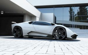 Lambo Concept by wizzoo7
