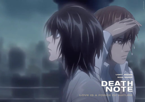 Death Note Mountain by starsafterlight