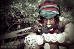 Prince of Persia Prodigy Cosplay by vega147