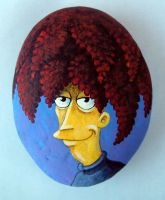 Sideshow Bob Rock by Nevuela