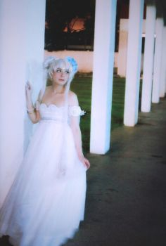 Princess Serenity Sailor Moon Manga Cosplay by SailorMappy