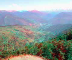 Pyrenees 3D 9 by xmancyclops