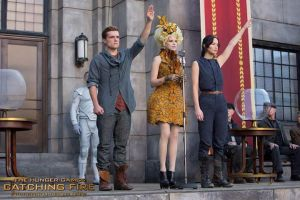 Hunger Games: Catching Fire preview by Twilightlover865