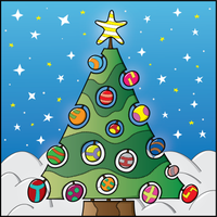 Christmas Tree by moopf