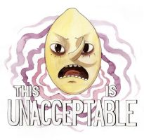 UNACCEPTABLE!!! by Sapiains