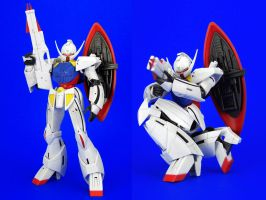 Robot Damashii Turn-A - Proportion Mods by Lalam24
