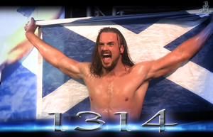 The Resurrection of Drew McIntyre by Roselyne777