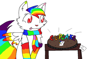 Cupcakes Birthday! by creepergirl303