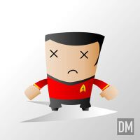 Red Shirt Guy by DanielMead