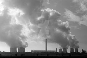 Power Station by SimonHS