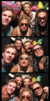 Tom Kaulitz and Friends (Photobooth) by DontAskWontTell