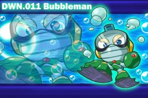 Bubbleman Powered Up by spdy4