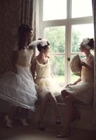 Les petites duchesses by candy-eyed