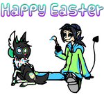 Happy Easter from Linkfang01 by LinkFang01