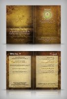 Card For Alhasad School by Aljonaidy