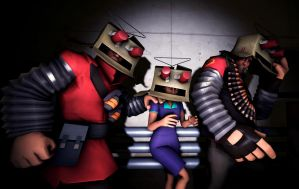 We are the Robots by SallibyG-Ray