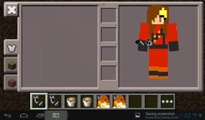 My MC Skin in MCPE by PsychedelicDragonite
