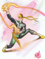 Iron Fist by ADAMshoots