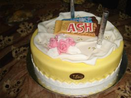 My cake by iAiisha