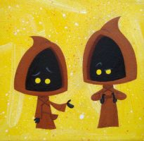 Jawas by xanderthurteen