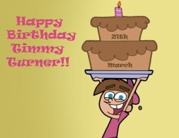 Timmy's Birthday! by Cookie-Lovey