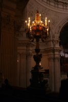 Berlin Cathedral - Candelabra by almudena-stock