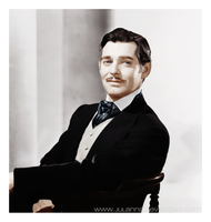 Clark Gable by Julanna