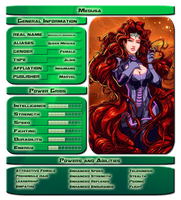 Medusa Stats by vipplayer
