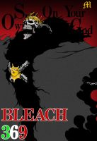 Bleach Cover 369 Barragan by M by MarioTheArtistM