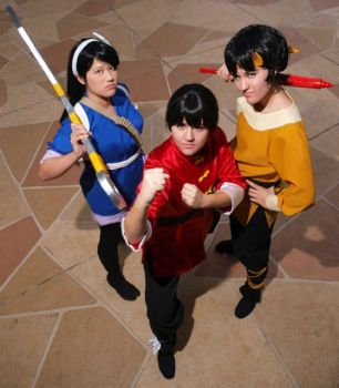 Ranma: Fighters by Ryoko-and-Yami