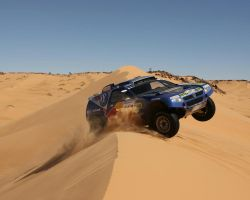 Touareg dakar by cheedragen