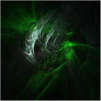 Explosive green by AndreiPavel